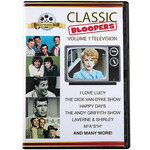 Classic Bloopers Volume 1 Television DVD