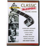 Classic Bloopers Volume 2 Movies DVD