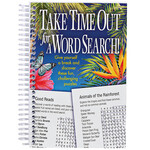Take Time Out for a Word Search Mini Book