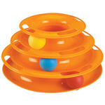 Three-Tier Track Cat Toy