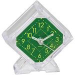 Diamond Glow-in-the-Dark Alarm Clock