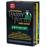 Unofficial Harry Potter Joke Book 4-Book Box Set