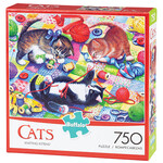 Cats™ Knitting Kittens™ 750 Piece Puzzle