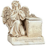 Personalized Resin Angel Prayer Box by Fox River™ Creations