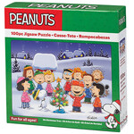 Peanuts® Oh Christmas Tree 100 Piece Puzzle