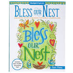 Bless Our Nest Coloring Book & Designs for Bible Journaling