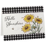 Hello Sunshine Note Cards Set of 20