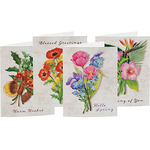 Four Seasons Note Cards set of 20