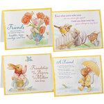 Friendship Note Cards, Set of 20