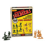 Retro Mini Soldiers, 60 pieces