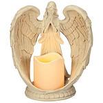 Angel Led Candle Holder