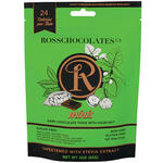 Ross Chocolates Sugar-Free Dark Chocolate with Hazelnut Minis