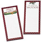 Northwoods Note Pads Set of 2