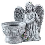 Resin Angel Planter by Fox River™ Creations