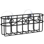 Multipurpose Metal Bath and Kitchen Organizer
