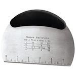 Stainless Steel Board Scraper & Pastry Cutter
