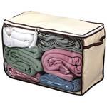 Jumbo Wheeled Storage Bag with Clear Window