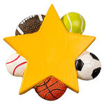 Sports Star Magnet FREE Gift