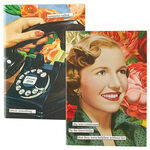 Anne Taintor 4x6 Notebook, Set of 2