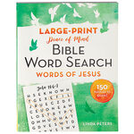 Peace of Mind Bible Word Search: Words of Jesus