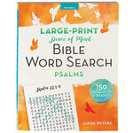 Peace of Mind Bible Word Search: Psalms