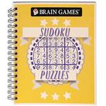 Brain Games® Star Banner Sudoku Puzzles