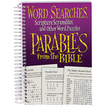 Word Puzzles Parables from the Bible Book