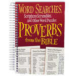 Word Puzzles Proverbs from the Bible Book
