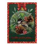 Christmas Delight Christmas Card Set of 20