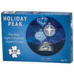 The Holy Light Christmas Jigsaw Puzzle by Holiday Peak™
