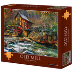 Old Mill Jigsaw Puzzle, 1000 Pieces