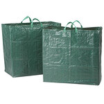 Giant Garden Cleanup Bags, Set of 2