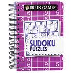 Brain Games® Sudoku Puzzles Mini Book