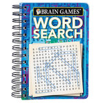 Brain Games® Word Search Mini Book